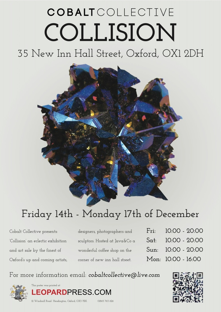 Cobalt Collective Poster