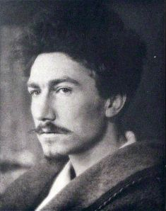 Ezra Pound, photographed by Alvin Langdon Coburn