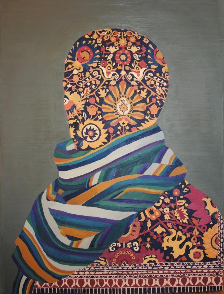 Carpet Man ⓒ Jethro Buck