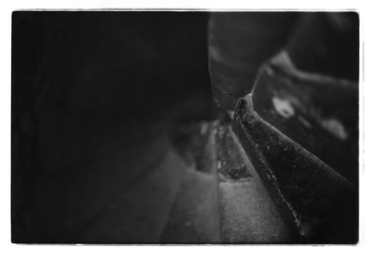 Steps at St Mary the Virgin ⓒ Alexander Brett