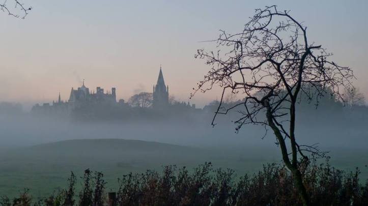 Christ Church in the Mists ⓒ James Trickey