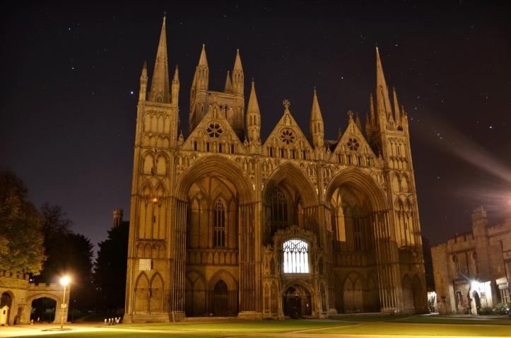 Peterborough Cathedral ⓒ Ross Biddle