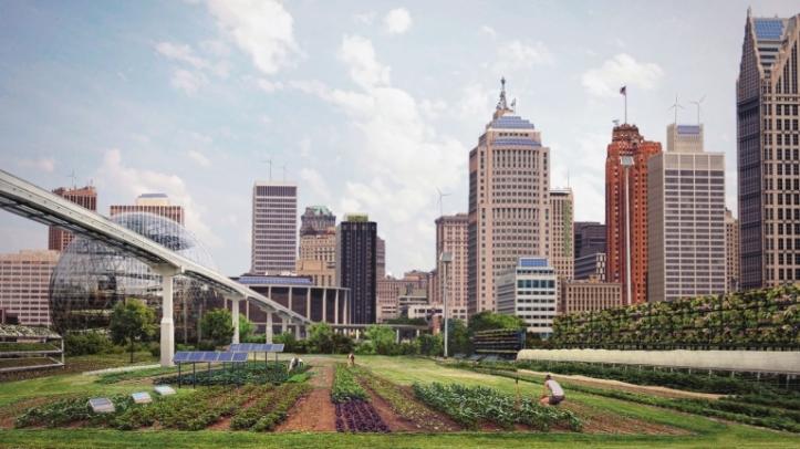 A Future Detroit? ⓒ Phaidon
