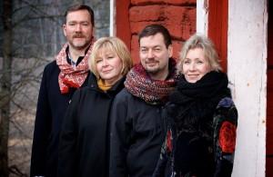 Nick Hennessey; Anna-Kaisa Liedes; Kristiina Ilmonen; Timo Väänänen