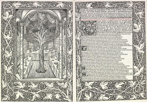 William Morris 'Sigurd the Volsung'