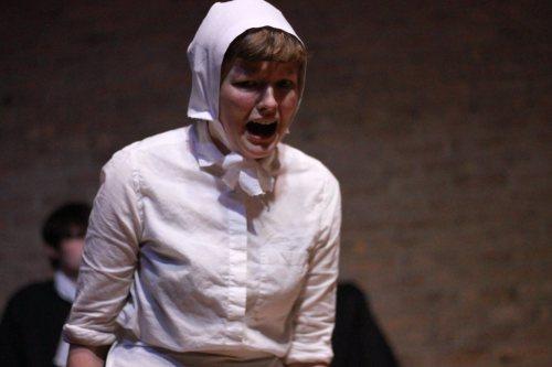 Ellen Gibson in 'The Crucible'