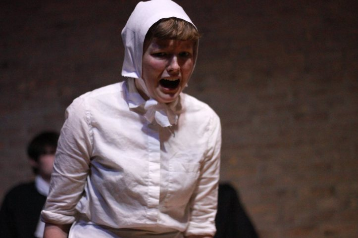 Ellen Gibson in 'The Crucible'