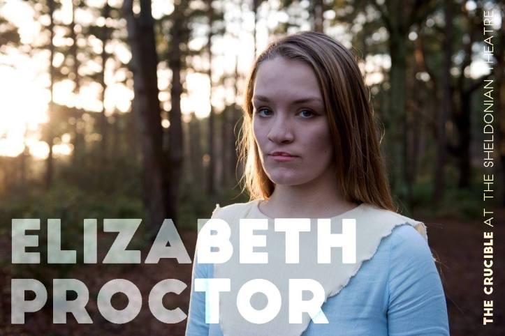 Rosalind Brody as Elizabeth Proctor
