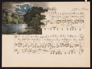 Felix Mendelssohn 'Schilflied'