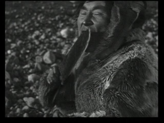 A still from Nanook of the North