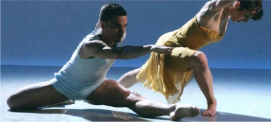 Holderlin Fragments © Richard Alston Dance Company