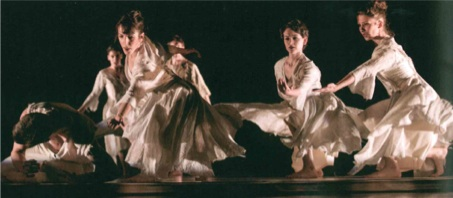 Illuminations © Richard Alston Dance Company