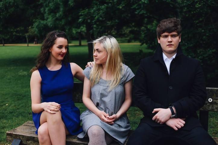 Robyn Murphy, Becky Lenihan, Tom Fawcett