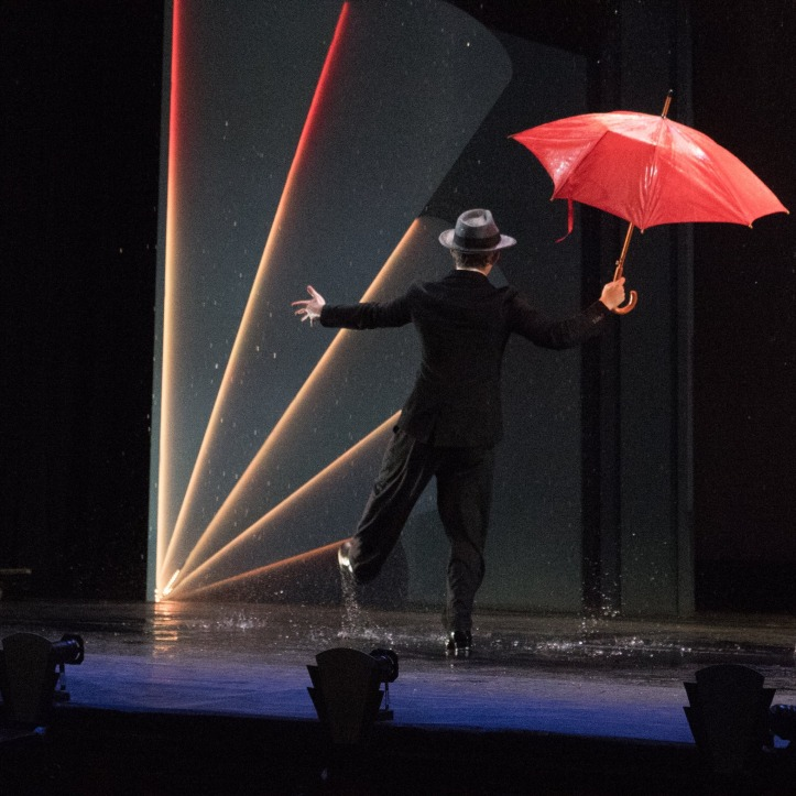 Singin' in the Rain at the Oxford Playhouse