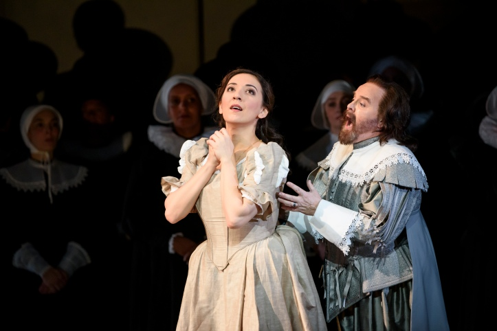 Image Welsh National Opera, 'I Puritani'