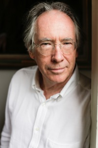 Ian McEwan. Photograph obtained with permission from the publisher.