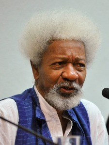 Soyinka in 2015. Source: Wikimedia Commons.